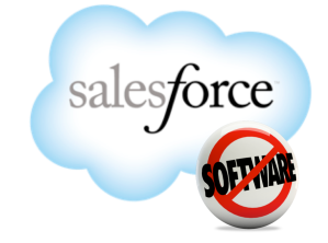 Salesforce No Software